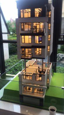 一叠二,三叠四双拼东南新城端头房送花园露台