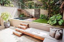 高端叠墅全新设计端头房带三面花园露台