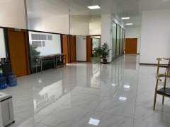 500m²豪华装修办公室首次出租