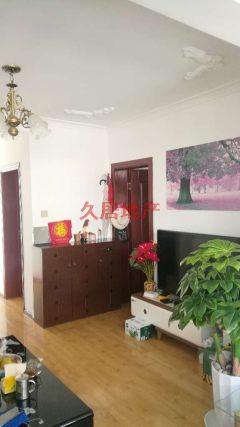 教育小区中间楼层3室1厅1卫70m²精装带家具家电