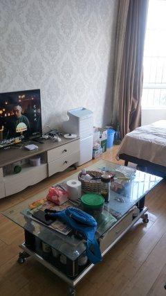 明珠百货楼上公寓  精装修一居室 投资居住首先